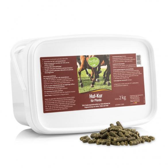 tierlieb Intenzív pataápoló pellet lovaknak  2 kg