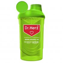Dr. Herz Shaker zöld 600ml