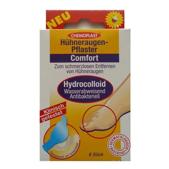 WundMed Hydrokolloidos Tyúkszemtapasz Szemes 6 db