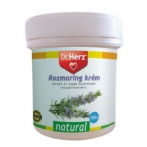 DR Herz Rozmaring krém 125 ml