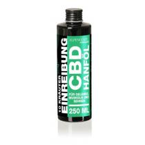 CBD Bedörzsölő + 10 gyógynövény 250ml