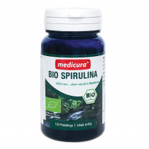 Medicura Bio Spirulina 150 db tabletta