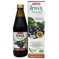Medicura BIO Fekete Berkenye, Arónia 100%-os Juice 330 ml