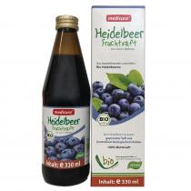 Medicura BIO Fekete Áfonya 100%-os juice 330 ml