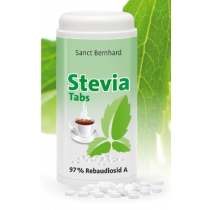 Sanct Bernhard Stevia-Tabletta 600 db 97 % Rebaudiosid A