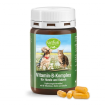 Sanct Bernhard B Vitamin-Komplex kutyáknak és macskáknak  120 db kapszula