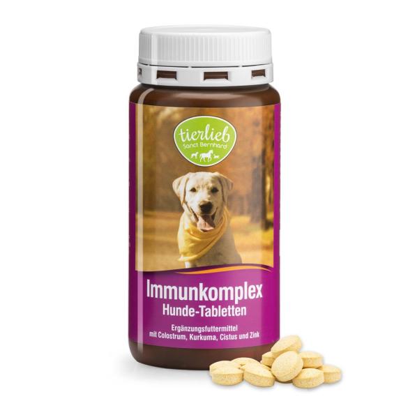 tierlieb Immun komplex tabletta kutyáknak 180 db