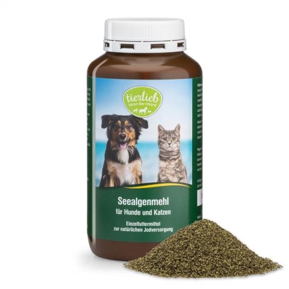 tierlieb 100% Tengeri hínár por granulátum 300 g