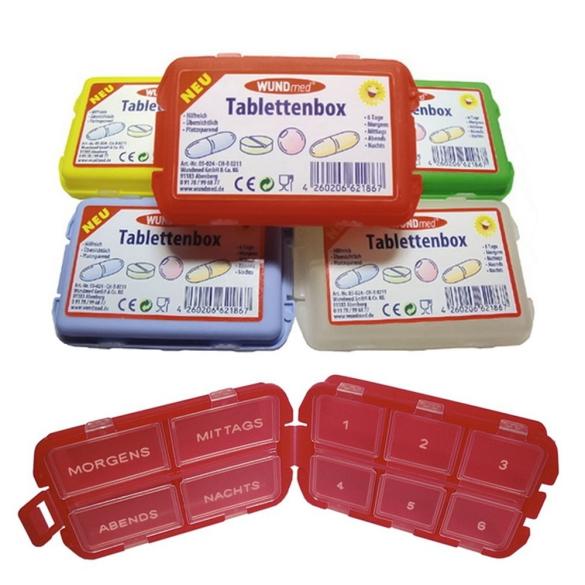 WundMed Tabletta adagoló