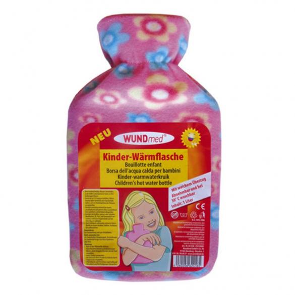 WundMed Melegvizes palack gyerekeknek 1 liter