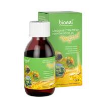Bioeel Lándzsás útifű szirup fenyőrüggyel és mézzel 150g