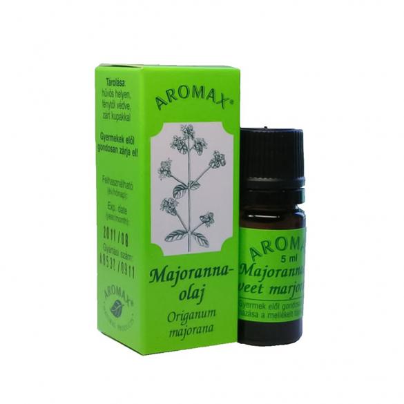 AROMAX Majoranna illóolaj 5 ml