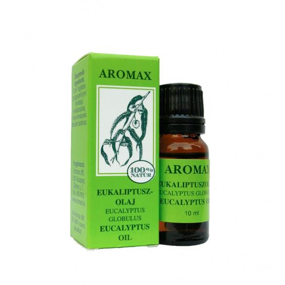 AROMAX Eukaliptusz illóolaj 10 ml