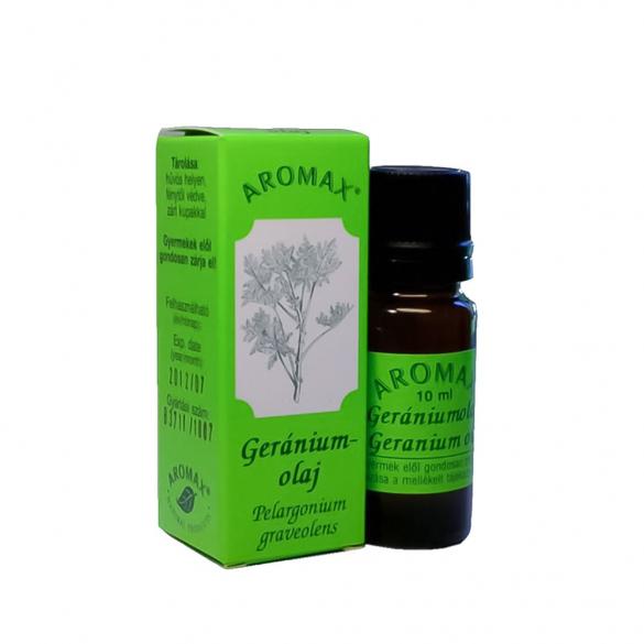 AROMAX Geránium illóolaj 10 ml