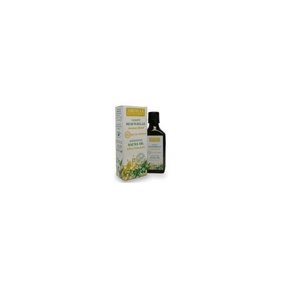 AROMAX Szaunaolaj frissítő 50 ml