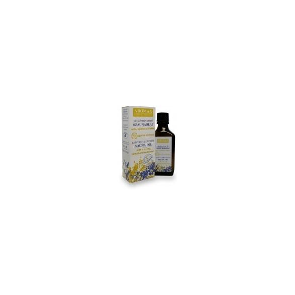 AROMAX Szaunaolaj légzéskönnyítő 50 ml