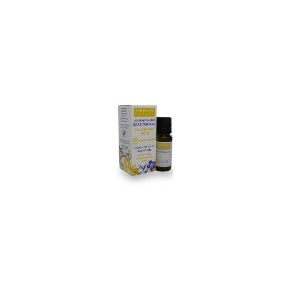 AROMAX Szaunaolaj légzéskönnyítő 10 ml