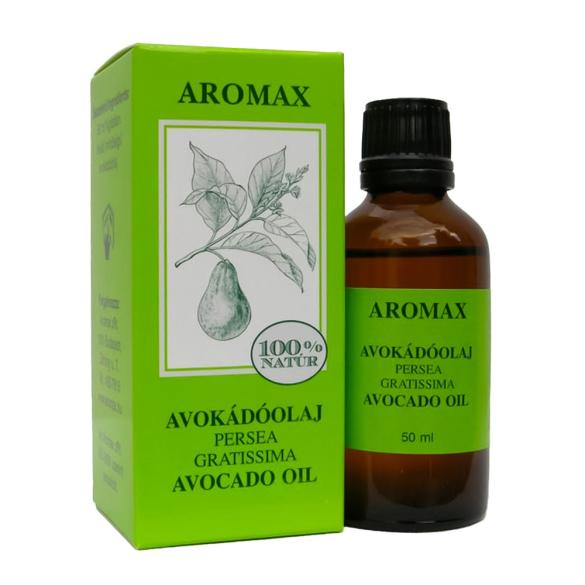 AROMAX Avokádó zsíros olaj 50 ml