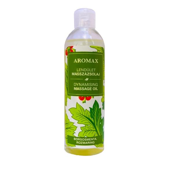 AROMAX Lendület masszázsolaj 250 ml