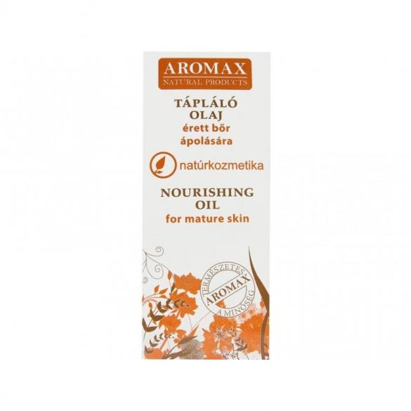 AROMAX NK Tápláló olaj érett bőrre 50 ml
