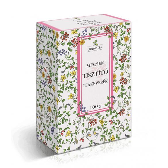 MECSEK Tisztító tea 100 g