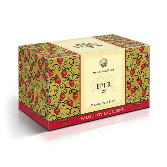 MECSEK Eper tea filteres