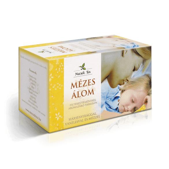 MECSEK Mézes álom vaníliával és mézzel filteres