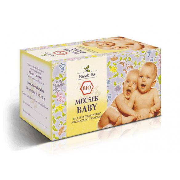 MECSEK Bio Baby tea filteres