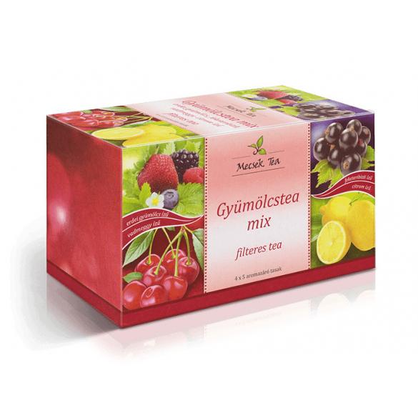 MECSEK Gyümölcstea mix
