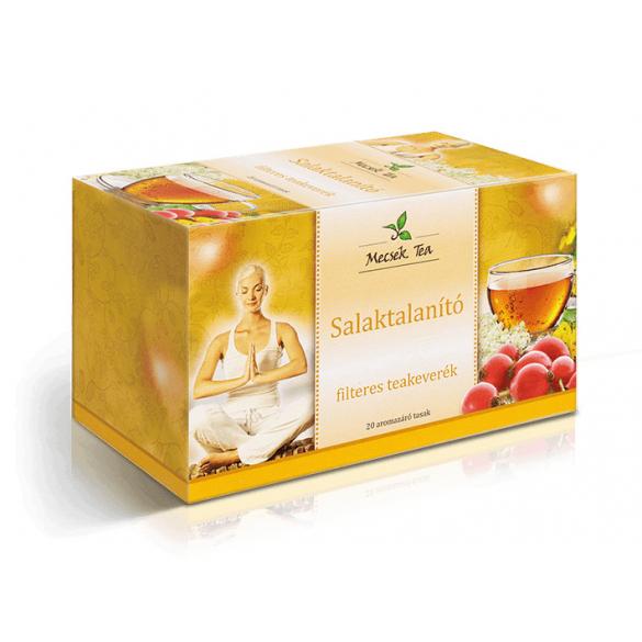 MECSEK Salaktalanító tea filteres