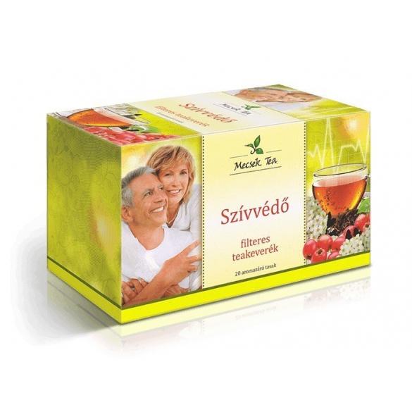 MECSEK Szívvédő teakeverék filteres
