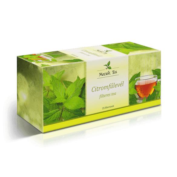 MECSEK Citromfű tea 25 filteres