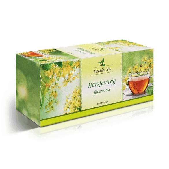 MECSEK Hársfavirág tea 25 filteres