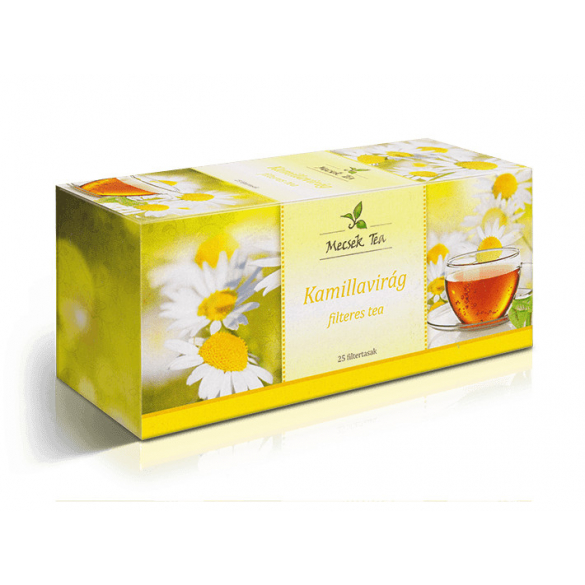 MECSEK Kamillavirág tea 25 filteres