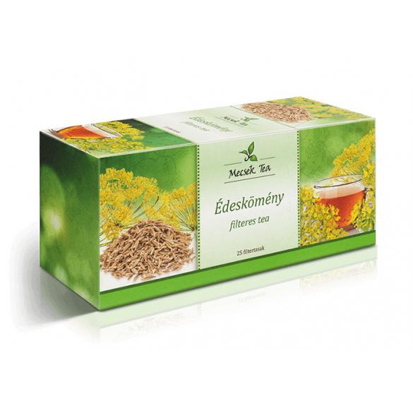 MECSEK Édeskömény tea 25 filteres