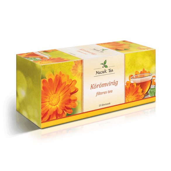 MECSEK Körömvirág tea 25 filteres