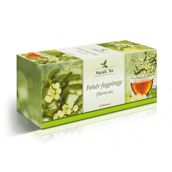 MECSEK Fehér fagyöngy tea 25 filteres