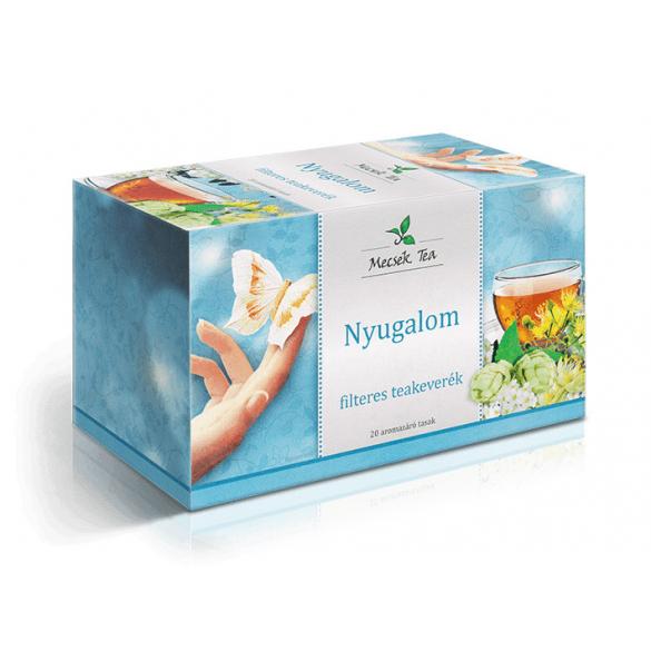MECSEK Nyugalom tea filteres