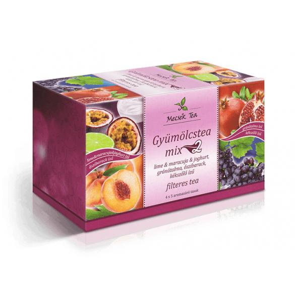 MECSEK Gyümölcstea mix 2