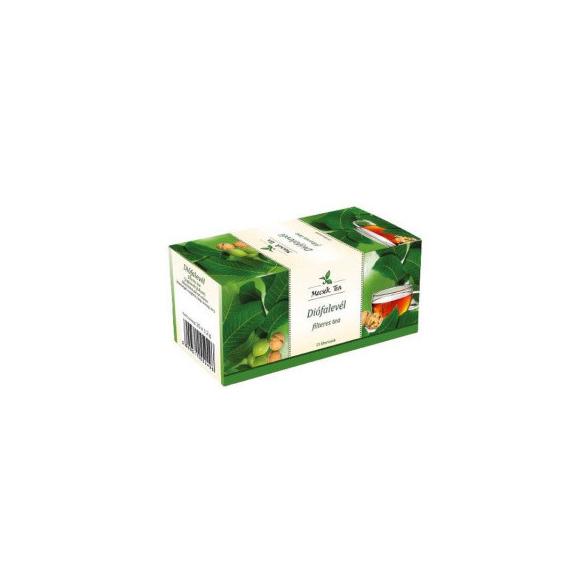 MECSEK Diófalevél tea 25 filteres/EP kártyára adható