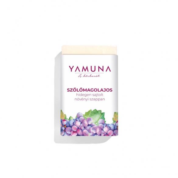 Yamuna hidegen sajtolt szőlőmagolajos szappan  3/54