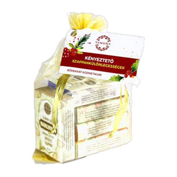 Yamuna Kényeztető szappankülönlegességek csomag