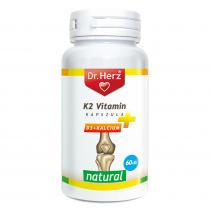 DR Herz K2 Vitamin + D3 + Kalcium 60db kapszula