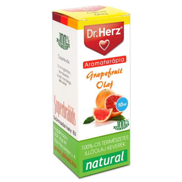 DR Herz Grapefruit illóolaj 10ml