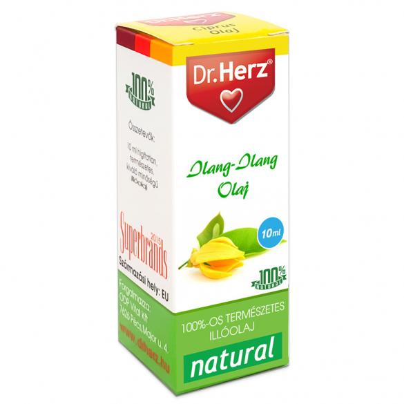 DR Herz Ilang-ilang illóolaj 10ml