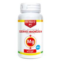 DR Herz Szerves Magnézium + B6 + D3 60 db tabletta