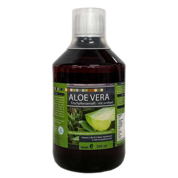 Medicura Aloe Vera Juice 99,6%-os 500 ml