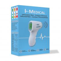I-Medical NON CONTACT érintés nélküli pisztolyos hőmérő