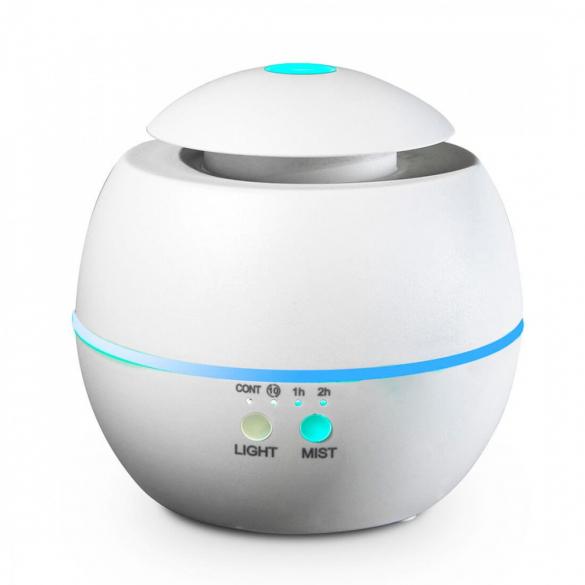 Aroma diffúzor + LED 60ml X125A