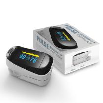 Professzionális véroxigénmérő és pulzusmérő OLED kijelzővel Pulzoximéter SpO2 IMDK